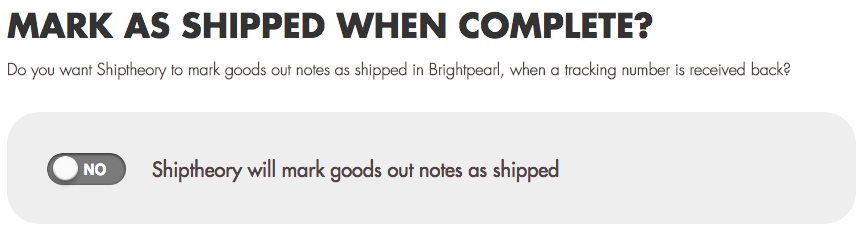 shiptheory mark shipped